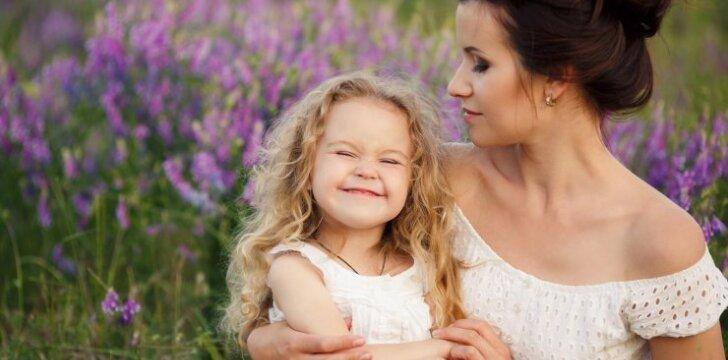 """8 dalykai, kuriuos savo vaikui leidžia <span style=""""color: #ff0000;"""">GERA MAMA</span>"""
