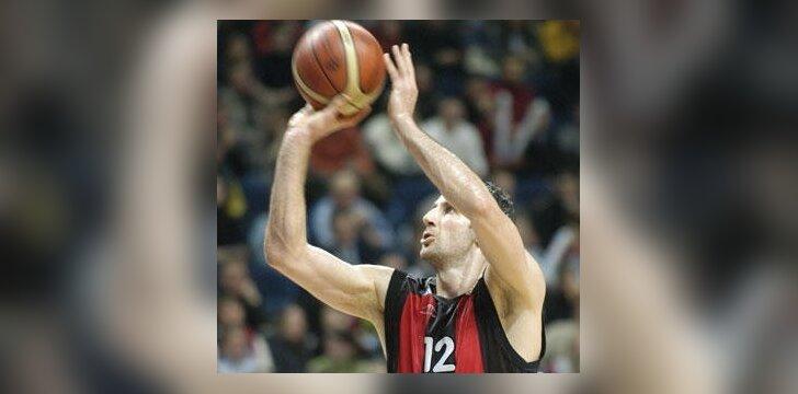 FIBA Europos Iššūkio taurės ketvirtfinalyje pergale startavo H.Mujezinovičiaus klubas