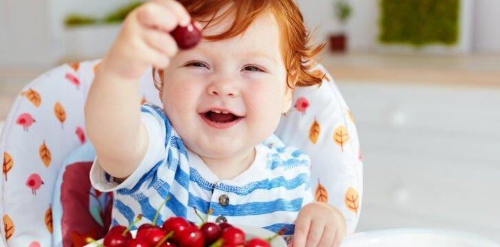 Kokių uogų ir nuo kada galima duoti kūdikiui