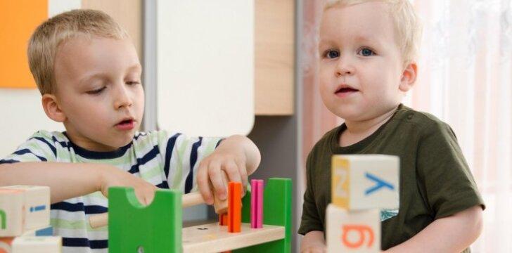 Edukologė – apie vaiko adaptaciją darželyje