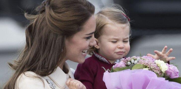 Kate Middleton atskleidė naujausią mažosios princesės susižavėjimo objektą