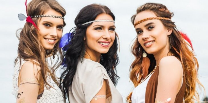3 plaukų tipai: jiems skirtos specialios natūralios kaukės