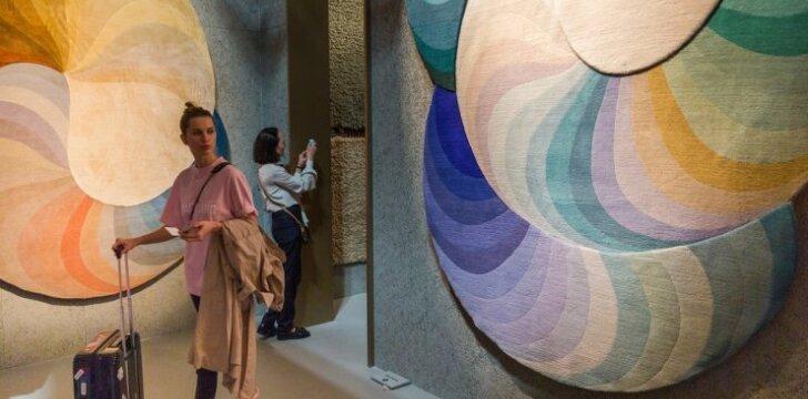 """<span style=""""color: #ff0000;"""">Specialiai iš Milano:</span> 7 tendencijos iš tarptautinės dizaino ir baldų parodos """"Salone del Mobile 2018"""""""