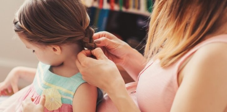 Ko turime išmokyti savo dukteris