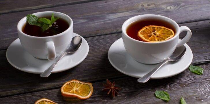 Kava ar arbata?