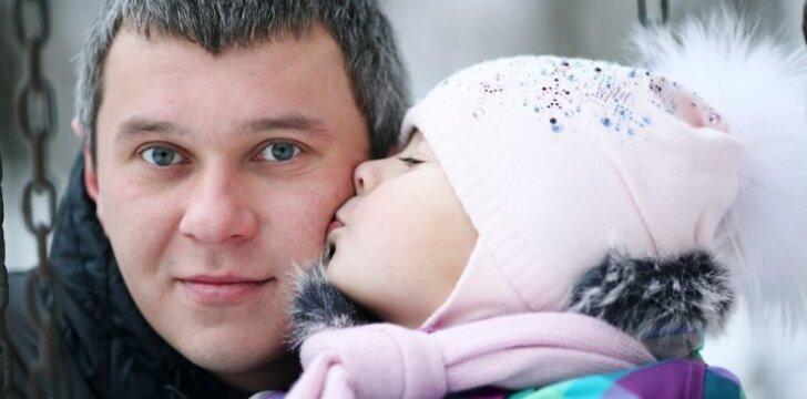 15 gero tėčio bruožų