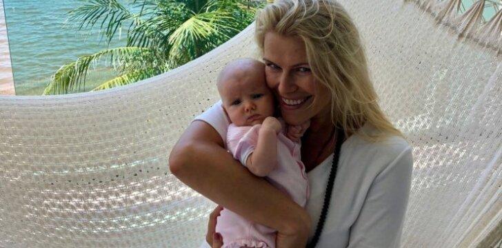 Jūratė Bitinaitė – apie sąmoningą motinystę ir išpildžiusią svajonę tapti mama