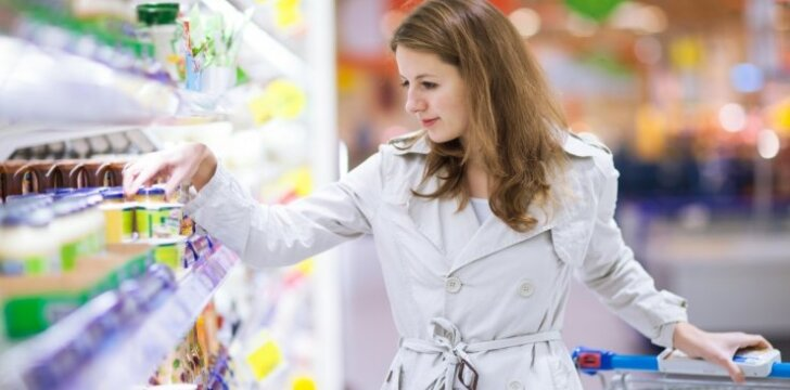 Kaip atskirti tikrai sveikus maisto produktus?
