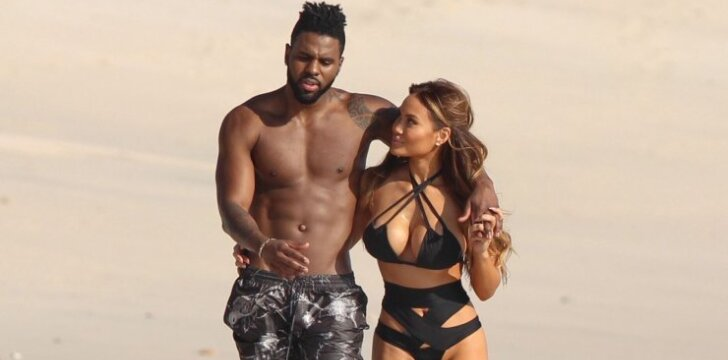 Daphne Joy ir Jasonas Derulo