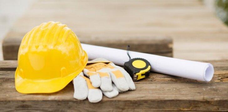 Namo rekonstrukcija: toponuotrauka, dujų vedimas ir planuojama darbų pradžia