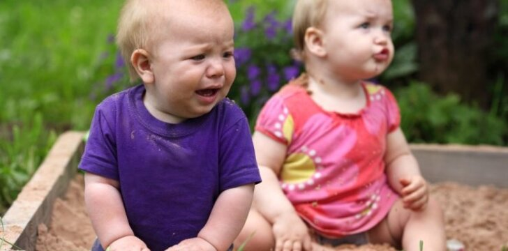 Pedagogė apie adaptaciją darželyje: tėvų jaudulys persiduoda vaikui