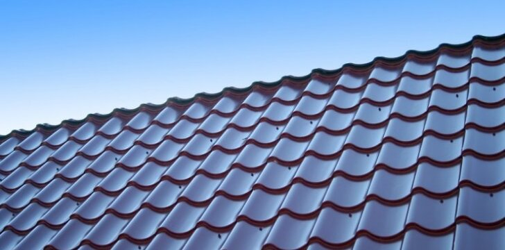 Stogo dangos pasirinkimas: metaliniai stogai