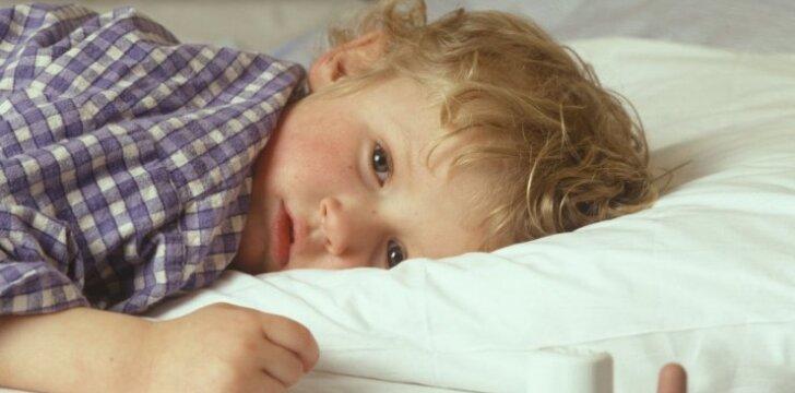 Kodėl vieni vaikai serga nuolat, o kiti – rečiau?