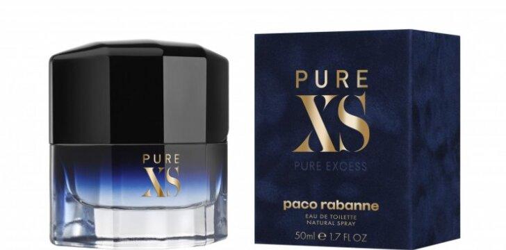 """Laimėk naujuosius <em>Paco Rabanne</em> kvepalus """"Pure XS"""" savo mylimajam! (laimėtoja)"""