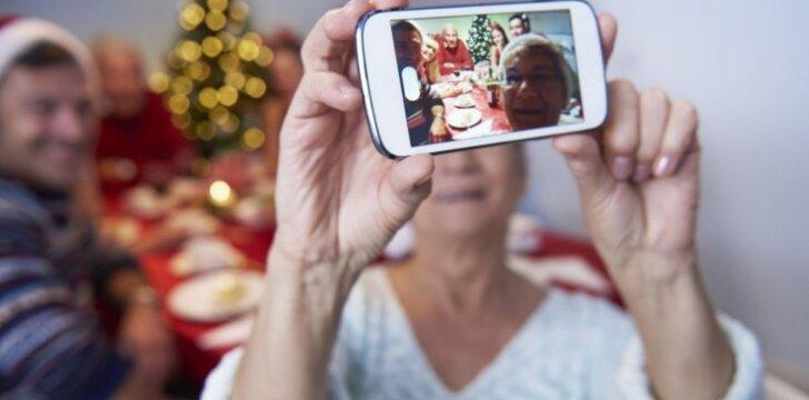 Merginų išpažintys: kaip seneliai naująsias technologijas bandė