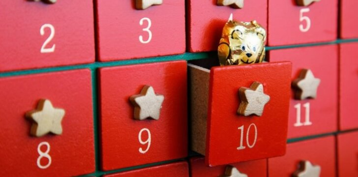 GALERIJA: 32 idėjos originaliam Advento kalendoriui