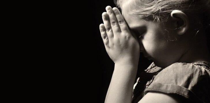 Kaip vaikui augant keičiasi jo supratimas apie mirtį