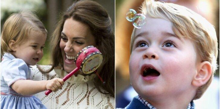 TOP 20 įspūdingiausių karališkosios šeimos nuotraukų