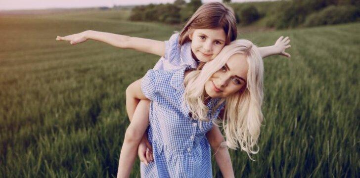 Kaip tapti gera mama: po vieną taisyklę kiekvienai mėnesio dienai
