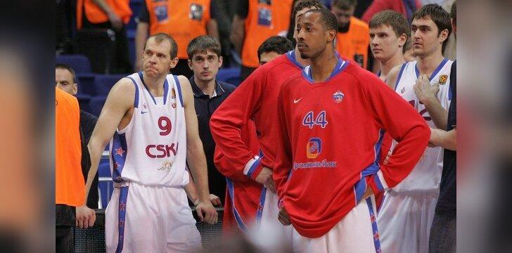 R.Šiškauskas atvedė CSKA į sunkią pergalę prieš A.Bagatskio auklėtinius