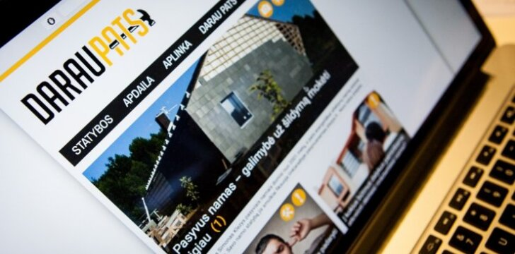 Įsirenginėjantiems ir kuriantiems namus – naujas portalas DarauPats.lt