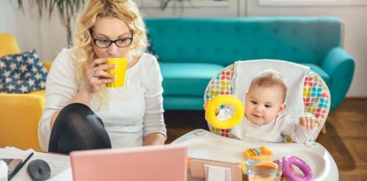 Išradinga tinklaraštininkė Inga pristato: kavos aparatas už 4 eurus