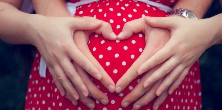 Kaip iš tiesų jaučiasi vaikas pilve, kai nėščioji patiria stresą
