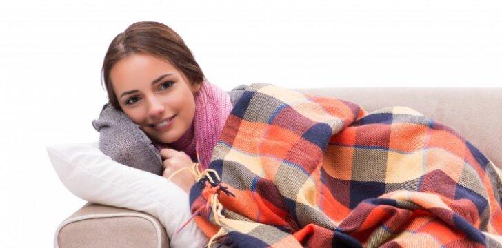 5 priežastys, kodėl merginoms dažniausiai vėluoja mėnesinės