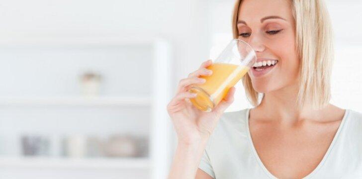 Šis gėrimas – nepakeičiamas jūsų kepenims