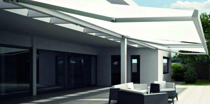 Markizės – stilingas ir funkcionalus namų puošybos elementas