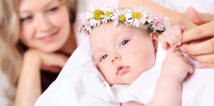 Mano gimdymo istorija: nebuvo kada bijoti
