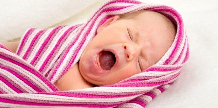 5 patarimai, kaip paguldyti vaiką į lovą be isterijų