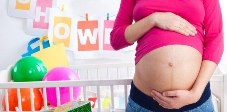 "Ar prigis Lietuvoje amerikietiška <em>baby shower</em> tradicija? <sup style=""color: #ff0000;"">FOTO</sup>"