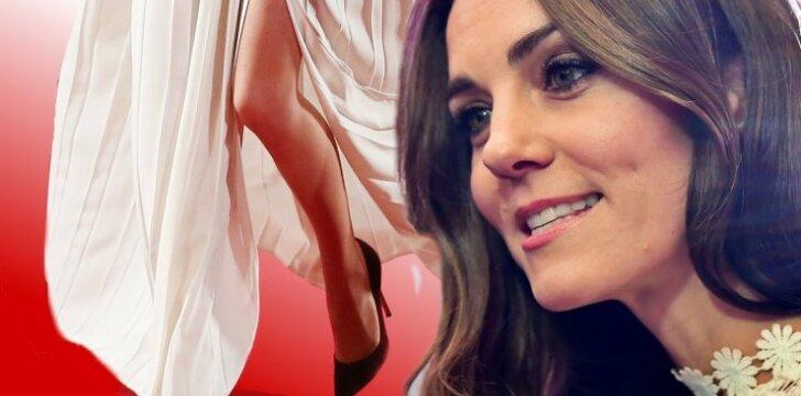 Nesitikėjome kada nors tai pamatyti. Kate Middleton renginyje pasirodė vilkėdama...