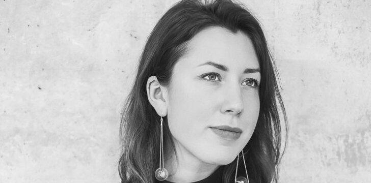 Ieva Rekštytė-Matuliauskė: menas nėra elito pramoga, jis skirtas visiems