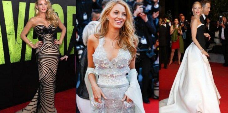 """Paviešinta nuotrauka: aktorė <span style=""""color: #ff0000;"""">Blake Lively</span> laukiasi pirmojo vaiko"""