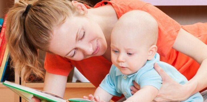 Negirdėta lietuvės iniciatyva vaikams, už kurią ji neima nė cento
