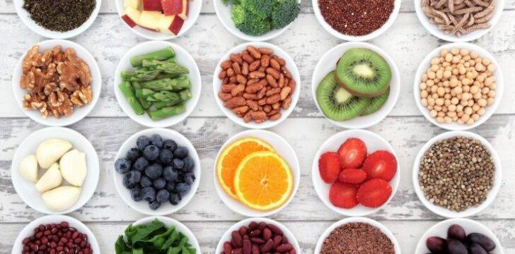 Sveiki maisto produktai