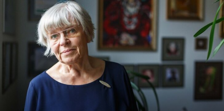Architektė Leonilė Majerienė: esu įsitikinusi, kad Nacionalinė biblioteka kaip reiškinys yra sužlugdyta
