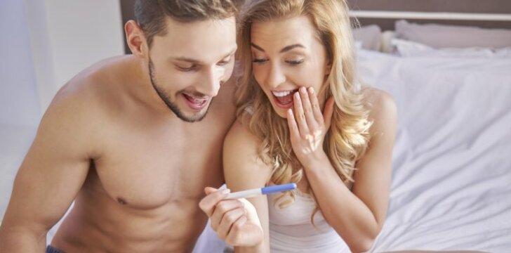 Lietuvės moterys atvirauja, kaip vyrui pranešė apie nėštumą