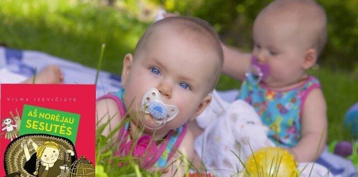Naujas konkursas: 3 priežastys turėti daugiau vaikų