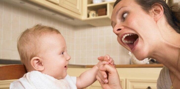 """O, taip! Būtent šitaip ir atrodo nepagražinta motinystė <sup style=""""color: #ff0000;"""">(FOTO)</sup>"""