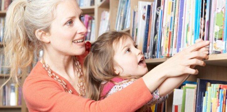 Mokinius auginantys tėvai kviečiami atlikti specialų testą