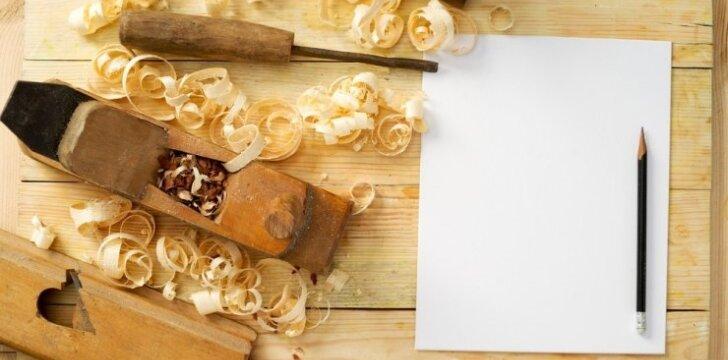 Netikėti būdai, kaip panaudoti pjuvenas