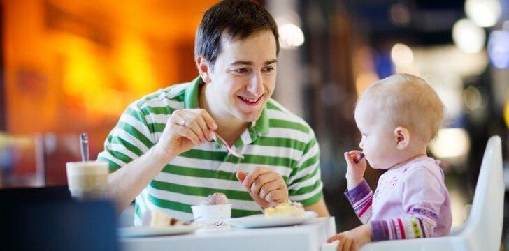Pajūryje trūksta draugiškų vaikams restoranų?