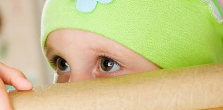 Vaikas pasiklydo prekybos centre: ką daryti pirmiausia?