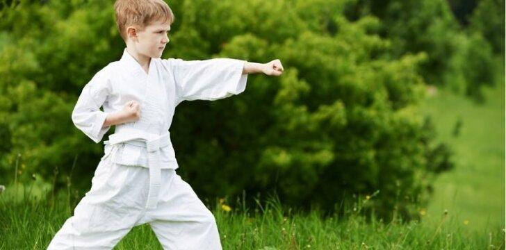 Kokias savybes vaikui ugdo sporto būrelis?
