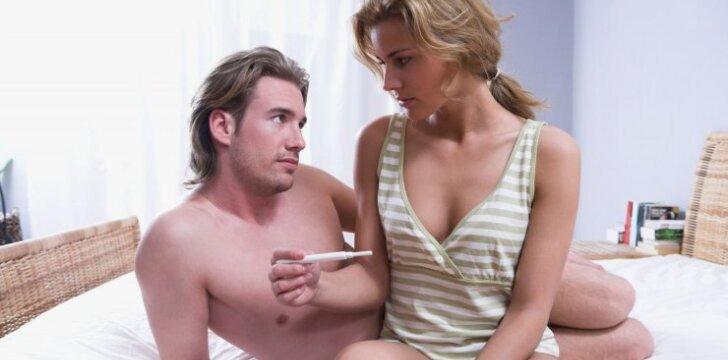 7 priežastys, kodėl kai kurie vyrai nenori vaikų