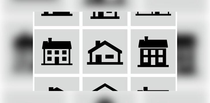 Amžina dilema – vieno ar dviejų aukštų namą statyti?