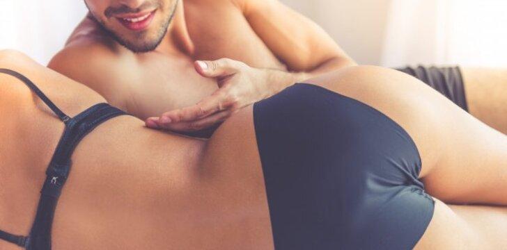Menas suteikti orgazmą pirštais, kurio subtilybes turi žinoti kiekvienas vyras